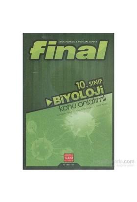 Final 10. Sınıf Biyoloji Konu Anlatımlı-Ramazan Yılmaz