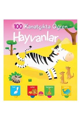 100 Kanatçıkta Öğren Serisi: Hayvanlar-Kolektif