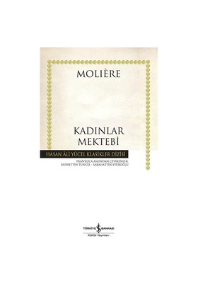 Kadınlar Mektebi (Ciltli)-Jean-Baptiste Poquelin