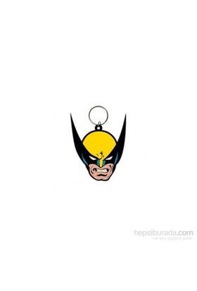 Wolverine - Face Anahtarlık