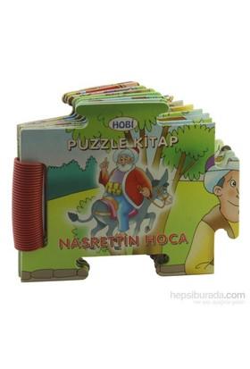 Puzzle Kitap Nasrettin Hoca