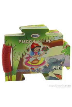 Puzzle Kitap Kırmızı Başlıklı Kız