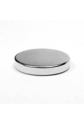 Neodyum Mıknatıs Silindir D30x5 mm (2`li Paket)