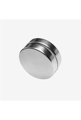 Neodyum Mıknatıs Silindir D25x5 mm (4`lü Paket)