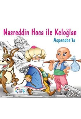 Nasreddin Hoca İle Keloğlan Aspendos'Ta