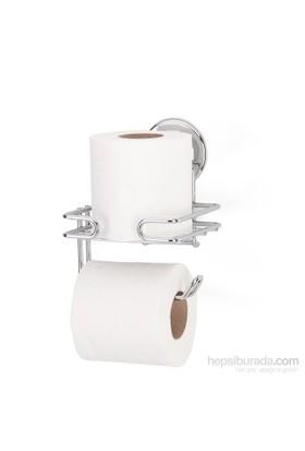 Teknotel Vakumlu Yedeklikli Tuvalet Kağıtlık