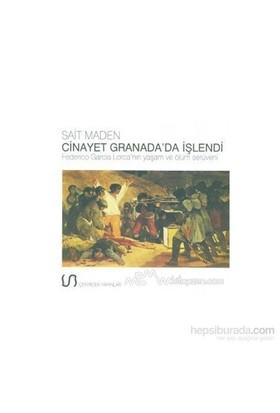 Cinayet Granadada İşlendi-Sait Maden