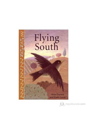 Flying South (A1)-Kath Lucas