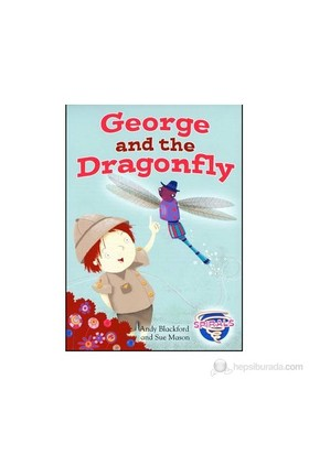 George And The Dragonfly (A1)-Sue Mason