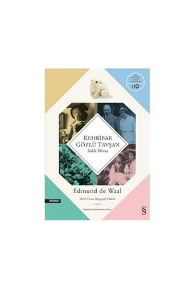 Kehribar Gözlü Tavşan-Edmund De Waal