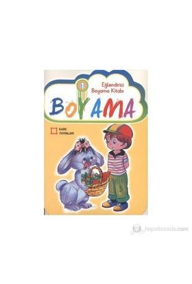 Eğlendirici Boyama Kitabı 1-Kolektif