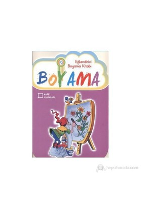 Eğlendirici Boyama Kitabı 2-Kolektif