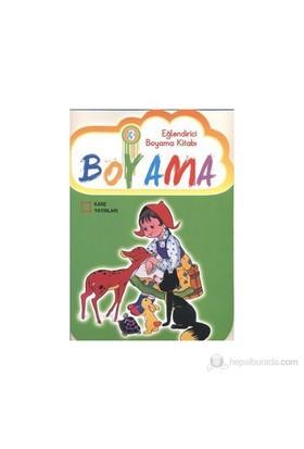 Eğlendirici Boyama Kitabı 3-Kolektif