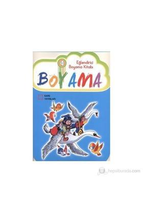 Eğlendirici Boyama Kitabı 4-Kolektif