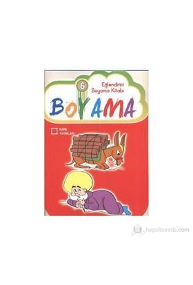 Eğlendirici Boyama Kitabı 6-Kolektif