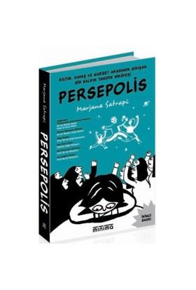 Persepolis (Karikatür) - Marjane Satrapi