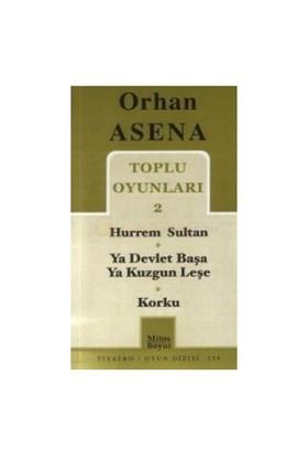 Toplu Oyunlar / Hurrem Sultan - Ya Devlet Başa Ya Kuzgun Leşe - Korku