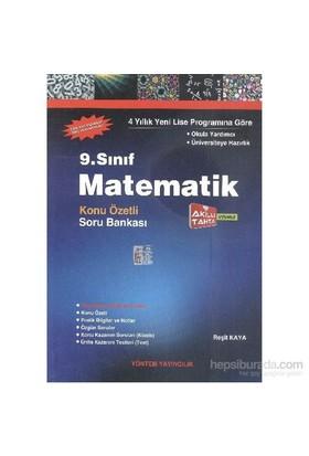 Yöntem Yayın 9.Sınıf Matematik Konu Özetli Soru Bankası