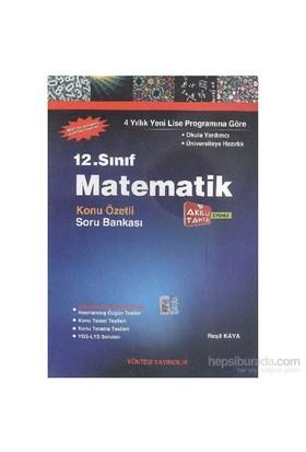 Yöntem Yayın 12.Sınıf Matematik Konu Özetli Soru Bankası-Reşit Kaya