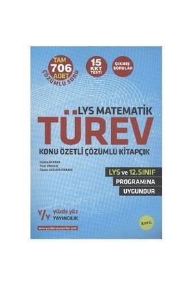 Yüzde Yüz LYS Matematik Türev Konu Özetli Çözümlü Kitapçık