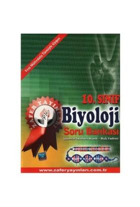 Zafer 10. Sınıf Biyoloji Soru Bankası