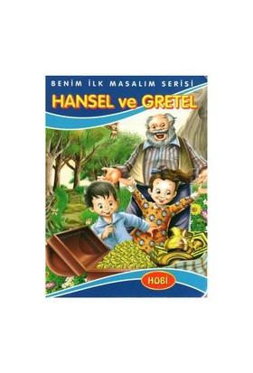 Benim İlk Masalım Serisi - Hansel Ve Gretel