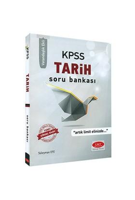 Limit Yayınları Kpss 2016 Tarih Soru Bankası-Süleyman Efe