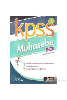 Beyaz Kalem Kpss-A 2014 Muhasebe Konu Anlatımlı-Kolektif