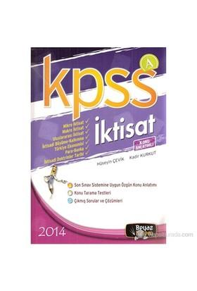 Beyaz Kalem Kpss-A 2014 İktisat Konu Anlatımlı Set-Kadir Kurkut