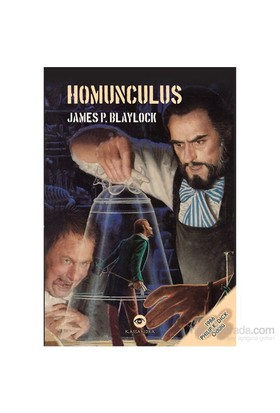 Homunculus-James P. Blaylock