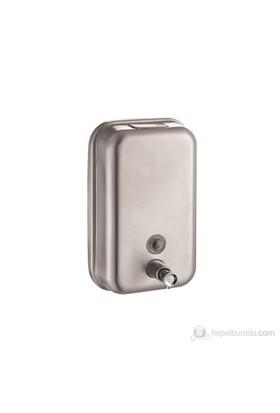 PROGEN 500 ml Sıvı Sabunluk Dispanseri Paslanmaz