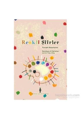 Renkli Şiirler-Farideh Khalatbaree