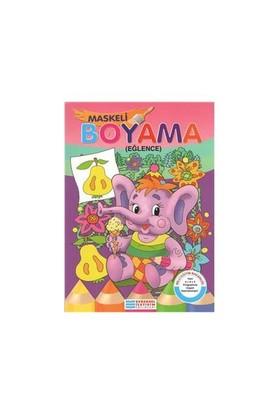 Maskeli Boyama Eğlence-Komisyon