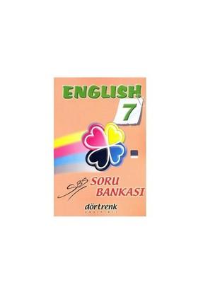 Dörtrenk 7. Sınıf English Soru Bankası-Kolektif