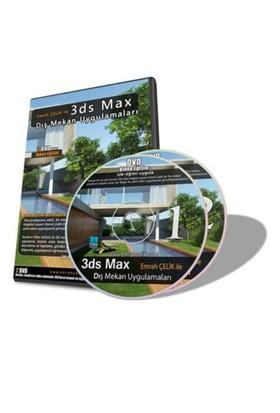 3DS Max Dış Mekan Uygulamaları (2 DVD)