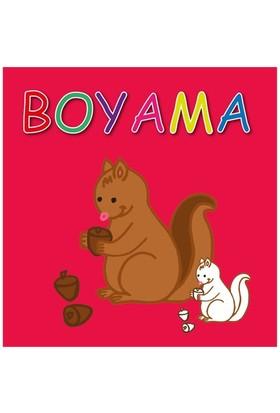 Boyama Sincap-Kolektif