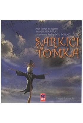 Şarkıcı Tomka-Reza Hemmatirad