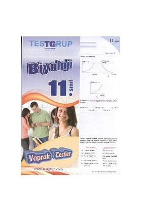 Testgrup 11. Sınıf Biyoloji Yaprak Test