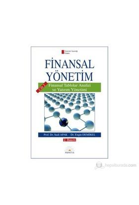 Finansal Yönetim Cilt 2 - (Finansal Tablolar Analizi ve Yatırım Yönetimi)