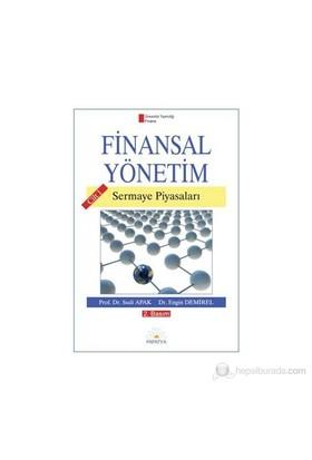Finansal Yönetim Cilt 1 - (Sermaye Piyasaları)