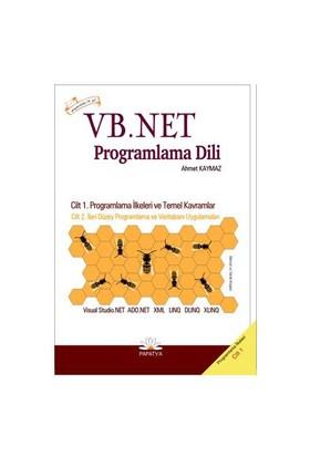 VB.NET Programlama Dili (Cilt 1)