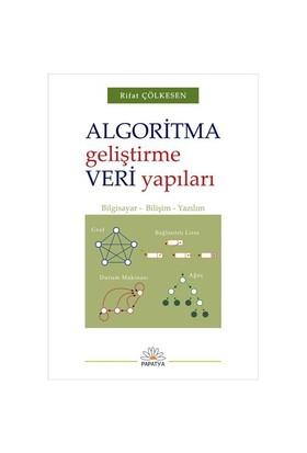 Algoritma Geliştirme Veri Yapıları