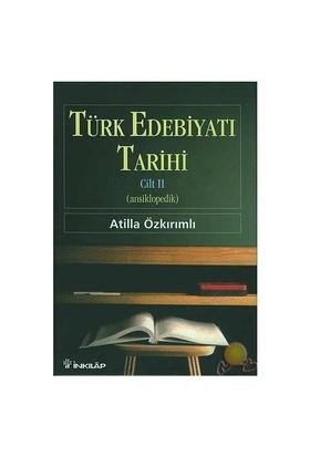 Türk Edebiyat Tarihi Ansiklopedisi 1