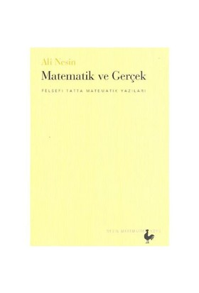 Matematik ve Gerçek - Ali Nesin