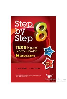 Step By Step Teog İngilizce Deneme Sınavları-S. Müge Akgün