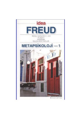 Metapsikoloji 1 - Sigmund Freud