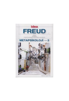 Metapsikoloji 2-Sigmund Freud