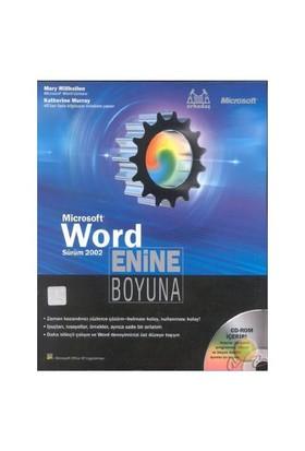 Enine Boyuna Microsoft Word 2002