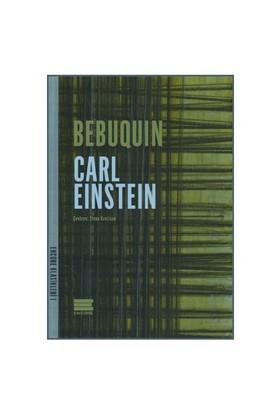 Bebuquin-Carl Einstein
