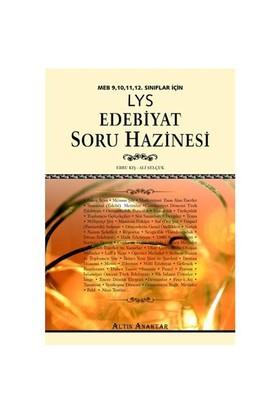 Altın Anahtar Lys Edebiyat Soru Hazinesi (9-10-11-12. Sınıflar için)